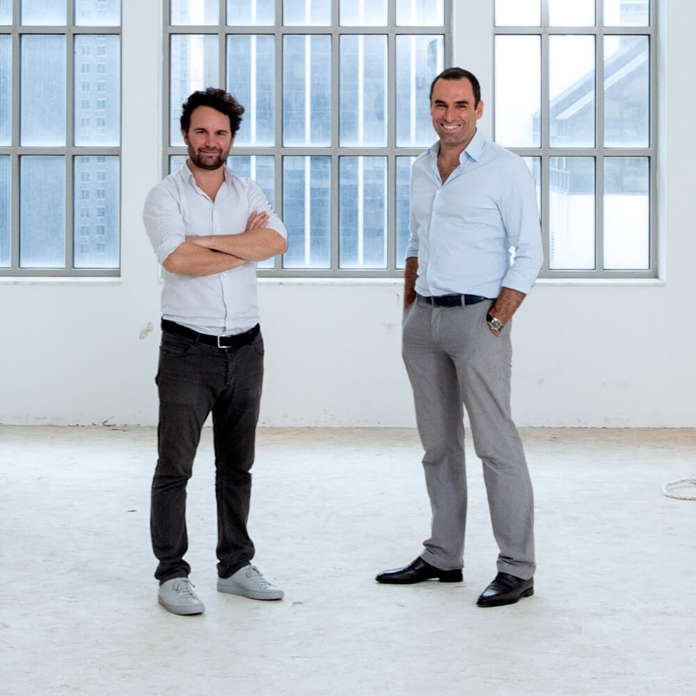 Loic Le Gaillard and Julien Lombrail by Emma Crichton-Miller