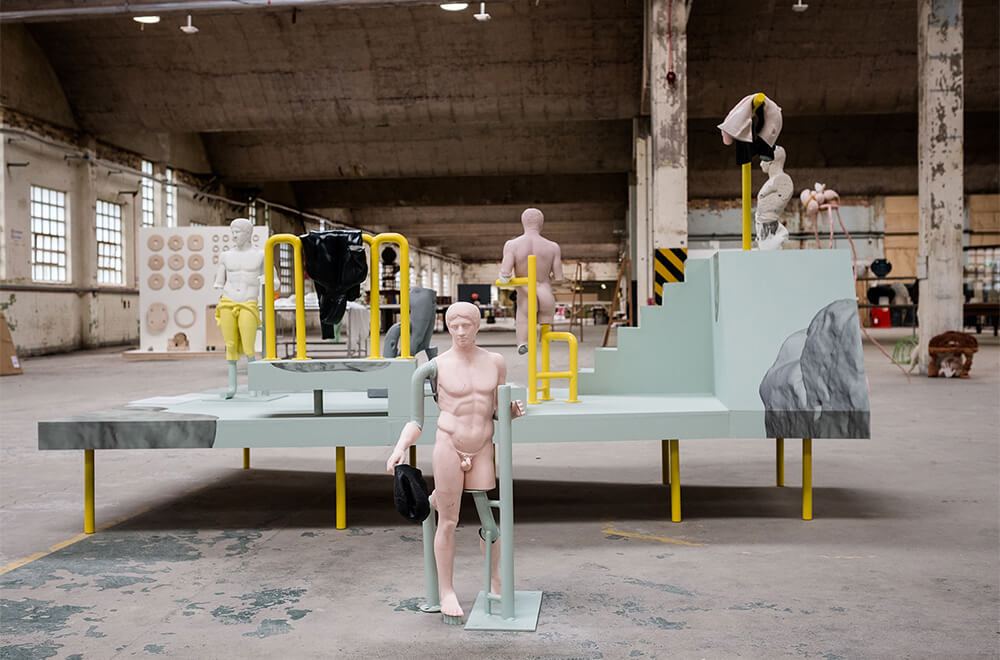 British Ceramics Biennial by Grant Gibson