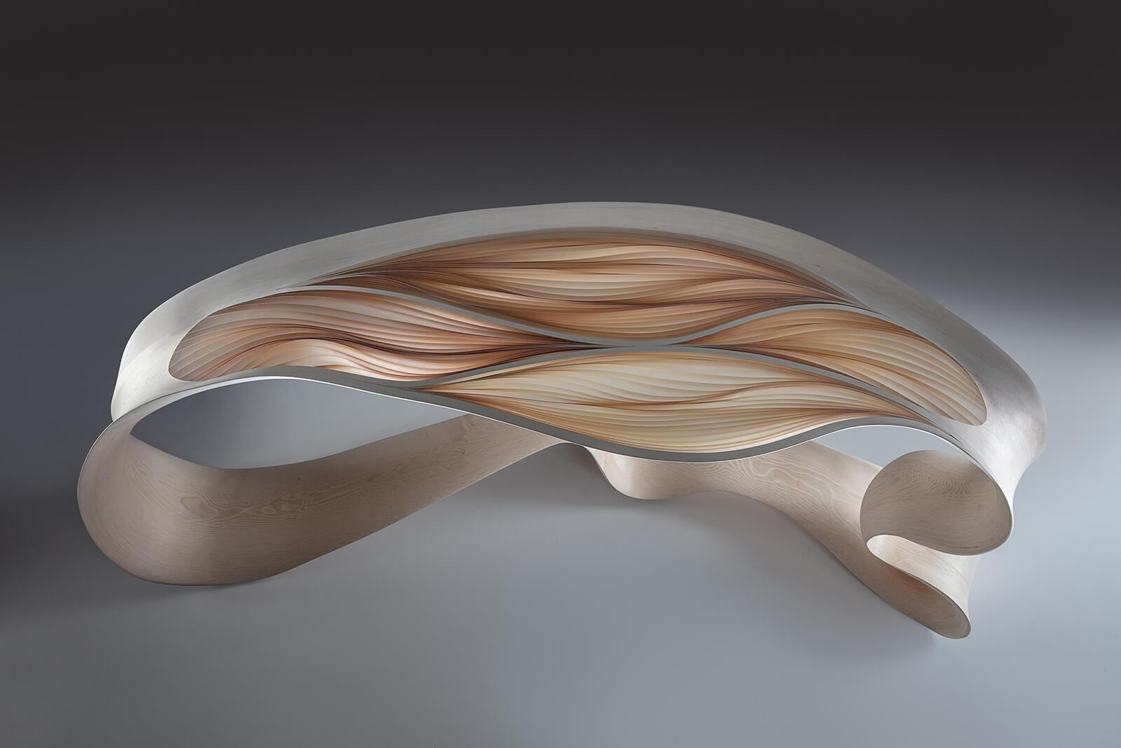 Marc Fish, 'Ethereal Desk', 2018 COURTESY: Marc Fish / PHOTOGRAPHER: Simon Eldon