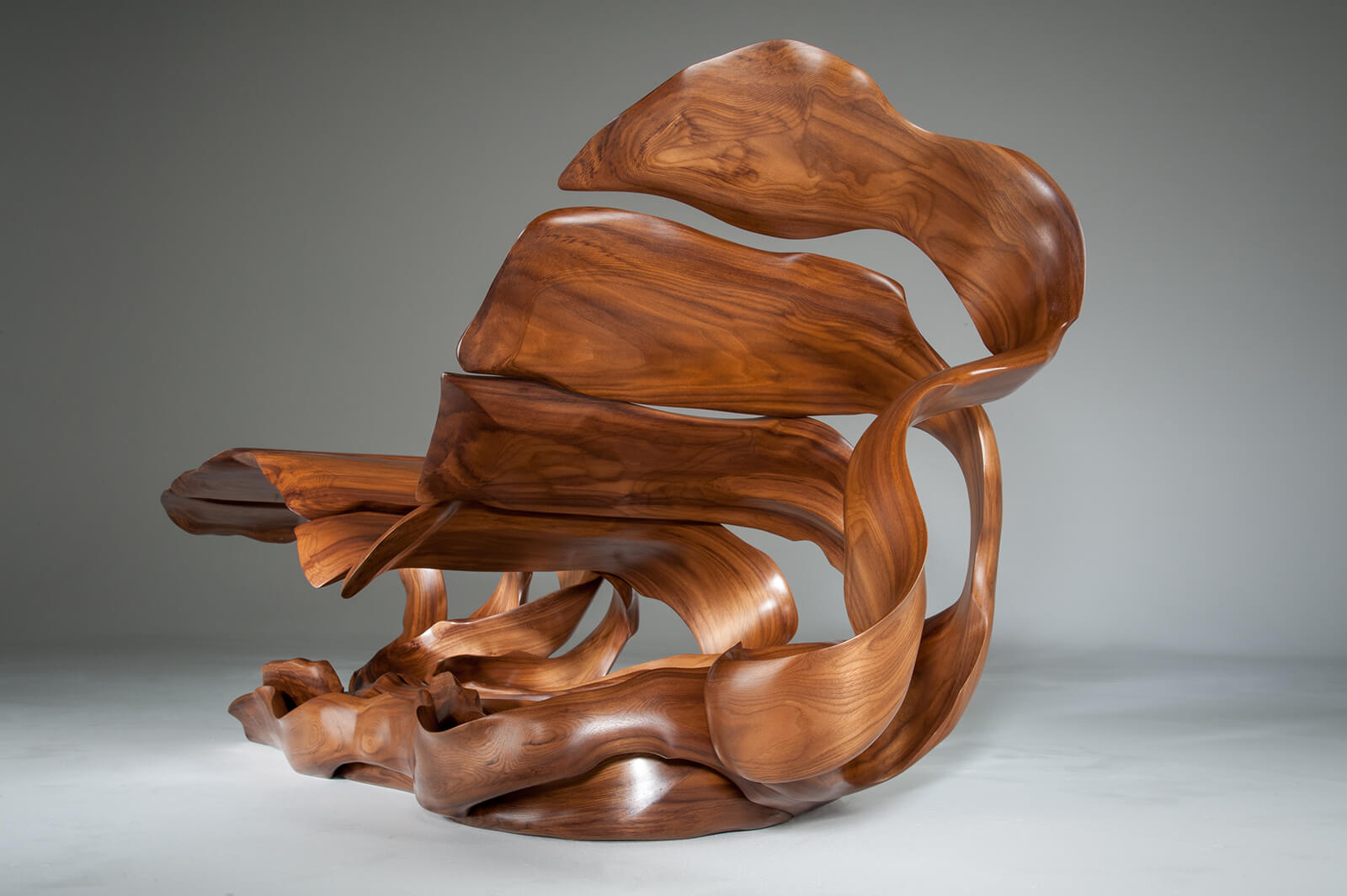 Marc Fish, 'Laminaria chaise', 2015 COURTESY: Marc Fish / PHOTOGRAPHER: Simon Eldon