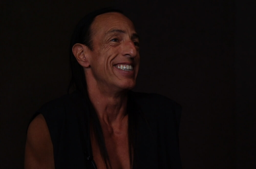 On the Sofa: Rick Owens and Michèle Lamy by TDE News