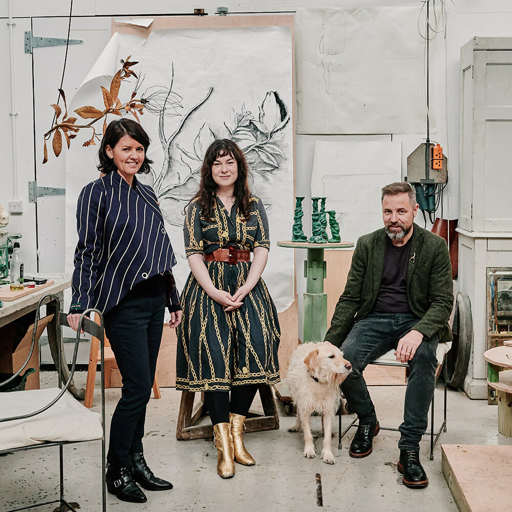 Collect 2020: Cox London with Rachel Chudley by Emma Crichton-Miller
