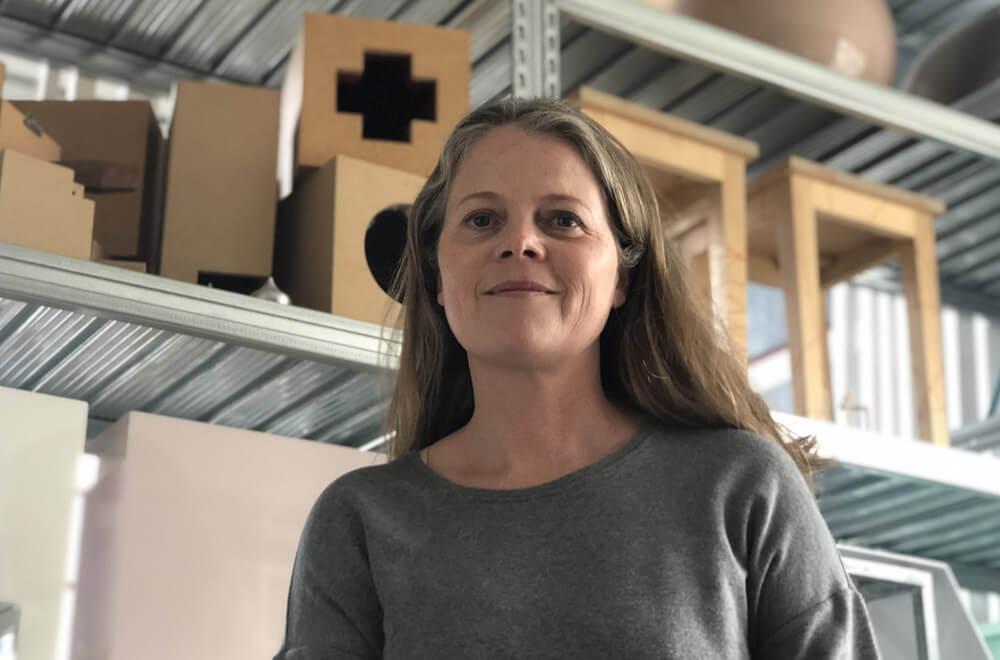 Tinna Gunnarsdóttir by Adorno Design