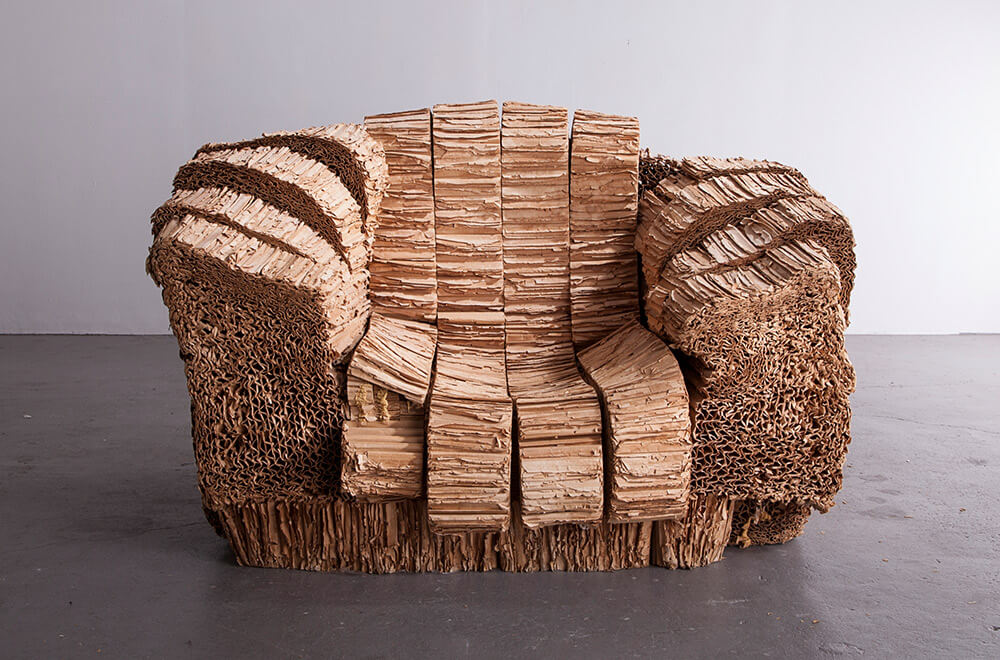 'Grandpa Beaver' armchair, 1987 by TDE Editorial Team