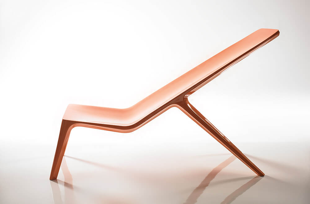 'Stargazer' chair, 2012 by TDE Editorial Team