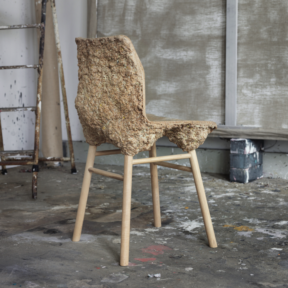 'Well Proven Chair', 2012 by TDE Editorial Team
