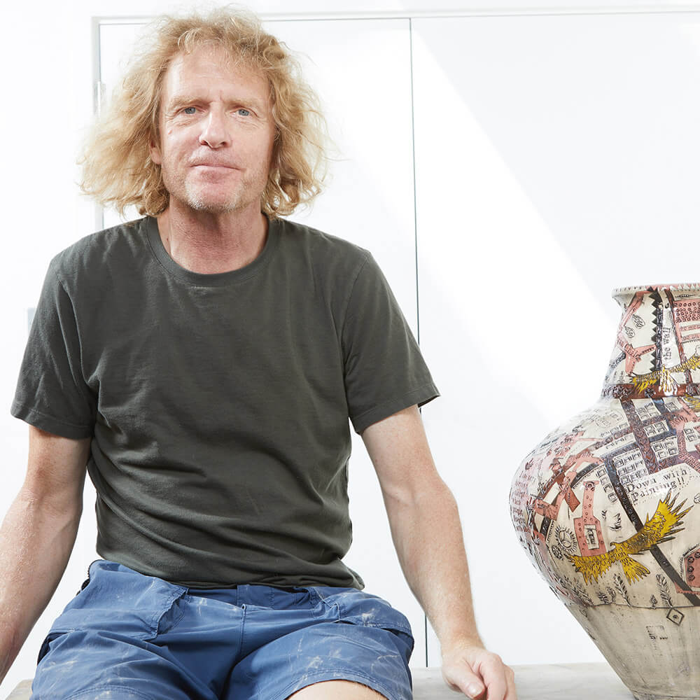Grayson Perry: The MOST Specialest Relationship by Claire Wrathall