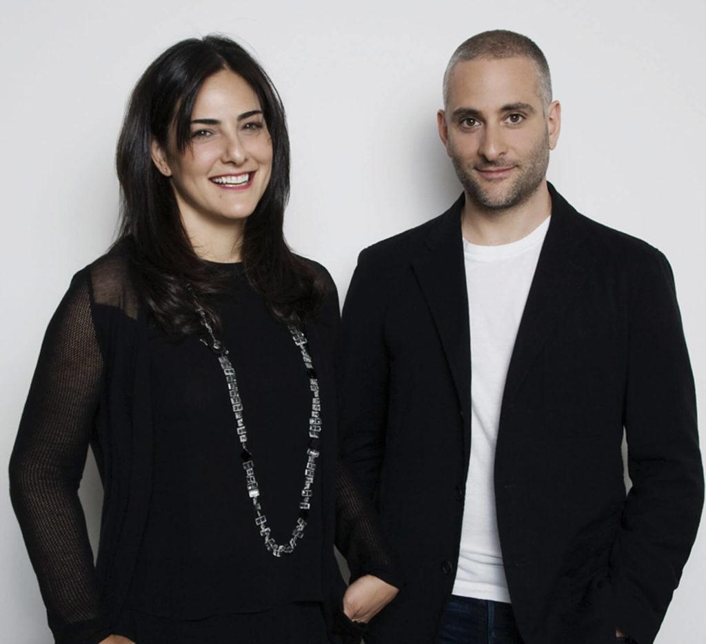 In The Hot Seat / Marc Benda and Jennifer Olshin by Emma Crichton-Miller