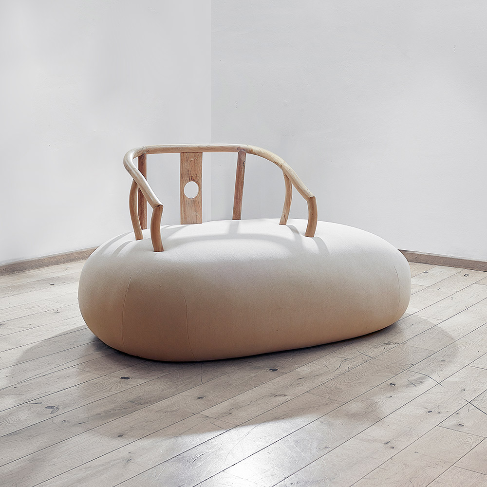 'Harmony-Circle' armchair, 2012 by TDE Editorial Team