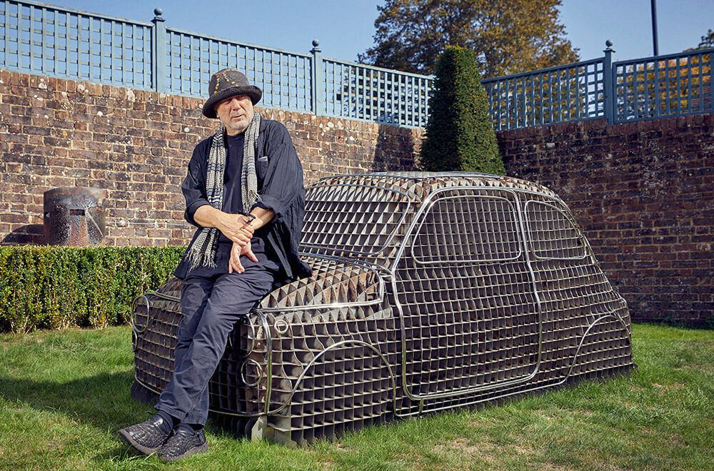 Ron Arad 69 by Sophie Hastings