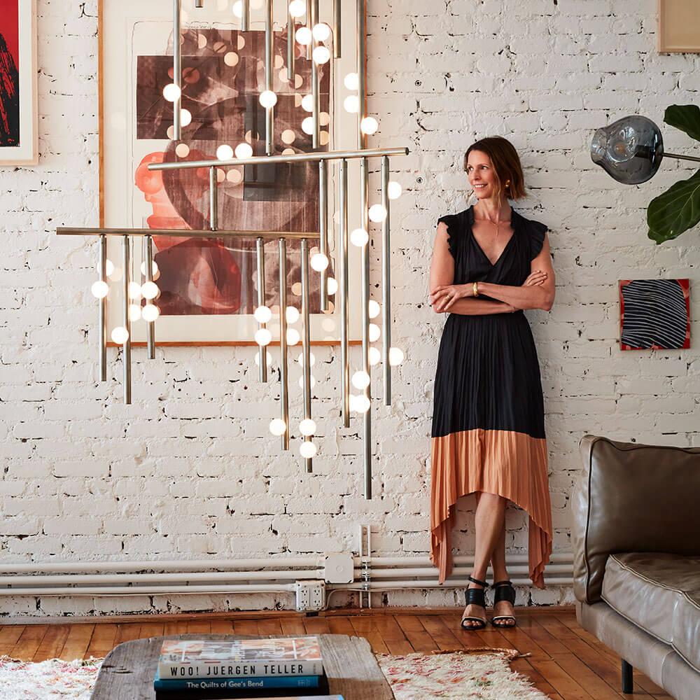 Lindsey Adelman by Caroline Roux