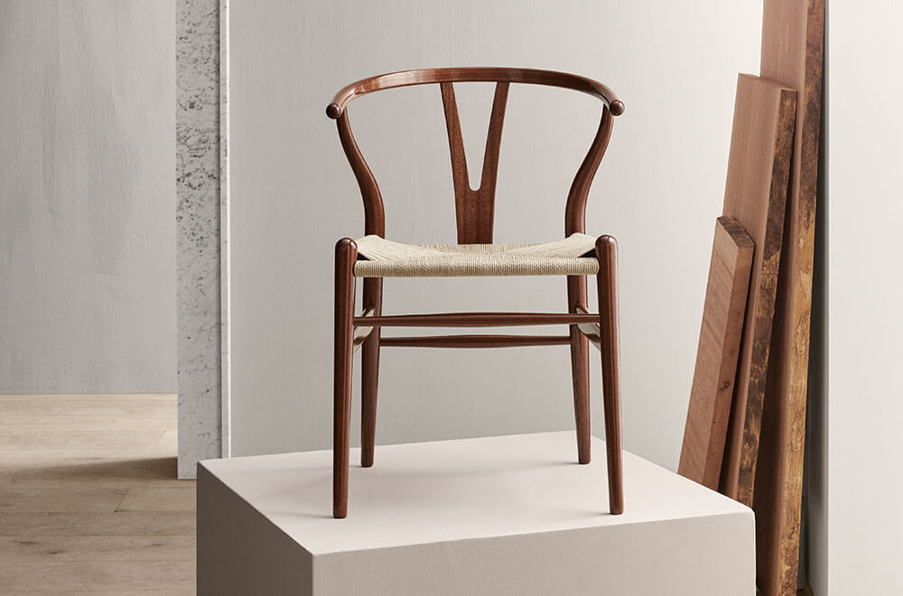 'CH24 Wishbone Chair', 1949/2021 by TDE Editorial Team
