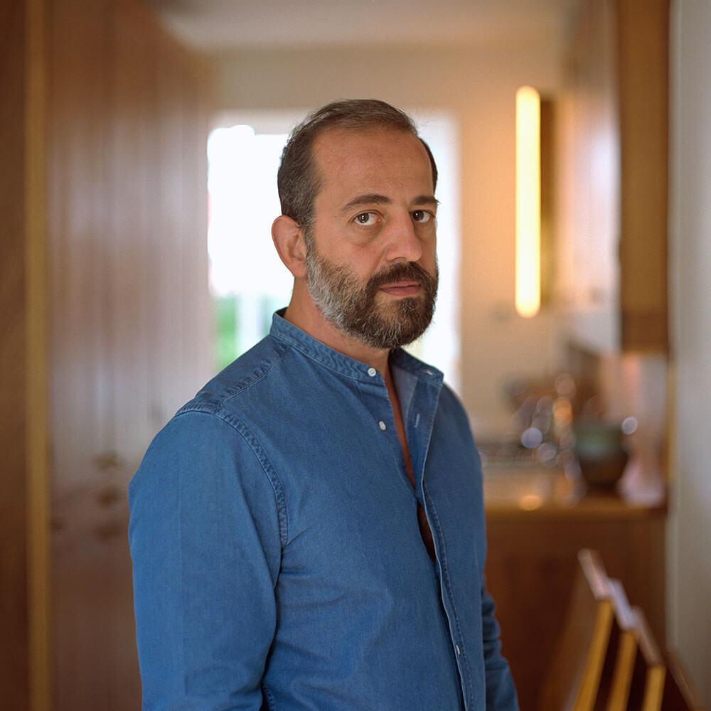Michael Anastassiades by Caroline Roux