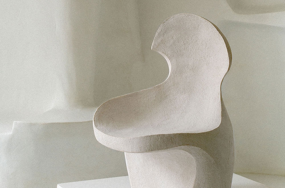 'Chair I', 2021 by Adrian Madlener