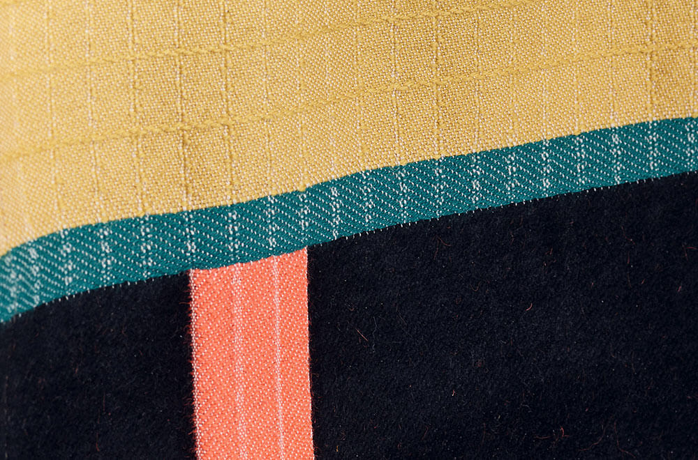 'Wall hanging 1925/2021', 2021 by TDE Editorial Team