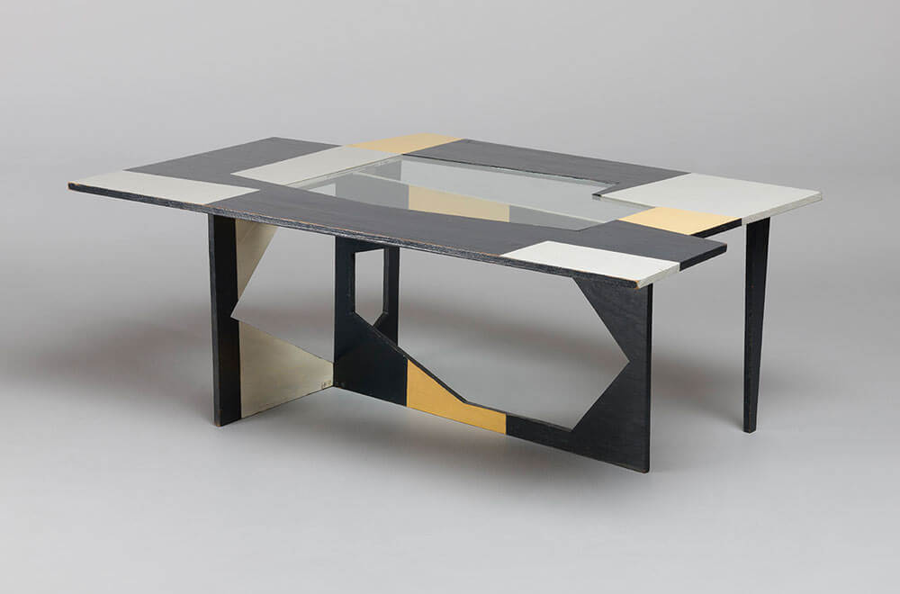 'Low Table', 1951-54 by TDE Editorial Team