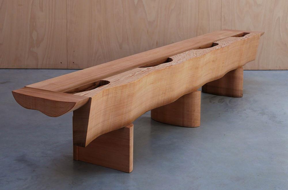 Max Lamb: Wood, Stone by Adrian Madlener