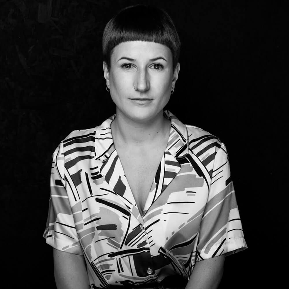 Anna Horváth by Paul Clemence