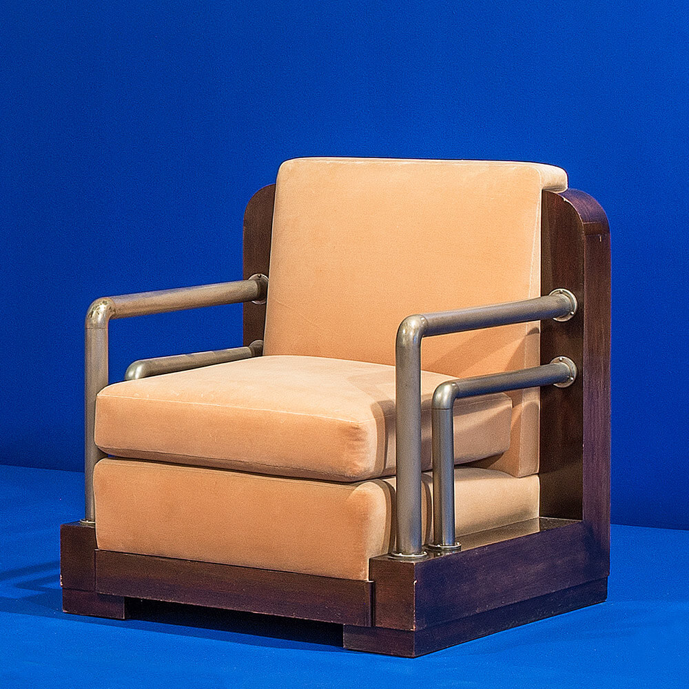 'Chair', 1930 by Paul Clemence