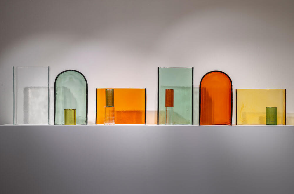 GLASS to GLASS by Charlotte Abrahams