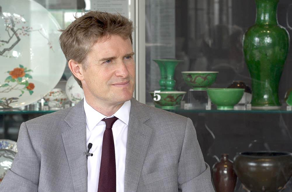 In Person / Tristram Hunt by TDE TV